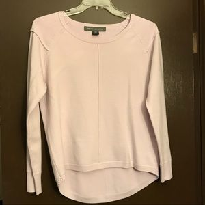 French Connection Lavender Sweater Size Small